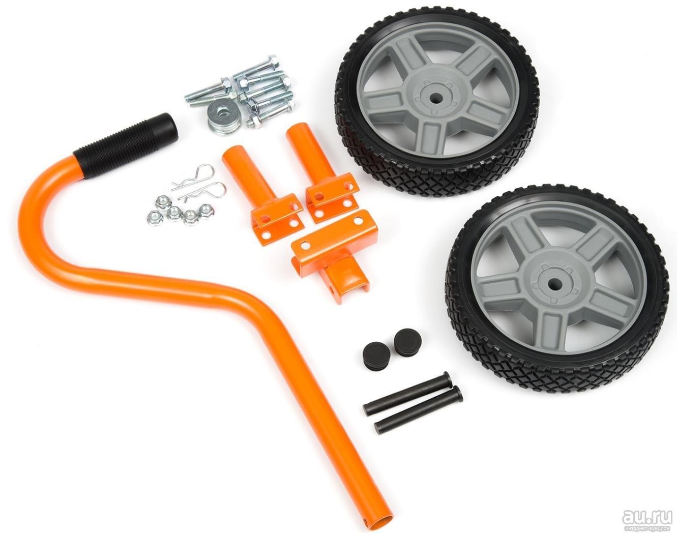 Комплект колес для генераторов ECT 7000 в Бокситогорске