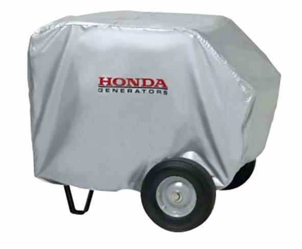 Чехол для генератора Honda EU10i Honda Marine серебро в Бокситогорске